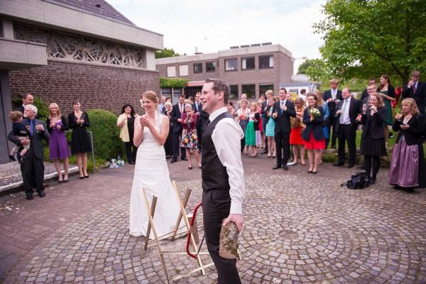 Als Hochzeitsfotograf in Münster und am Schloss Nordkirchen