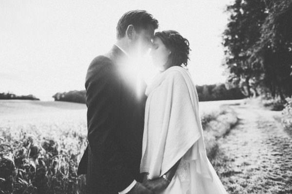 Hochzeit mitten im Wald