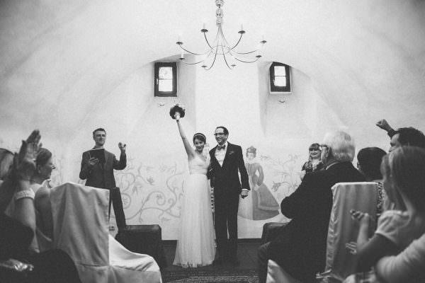 Hochzeit voller Party und Emotionen