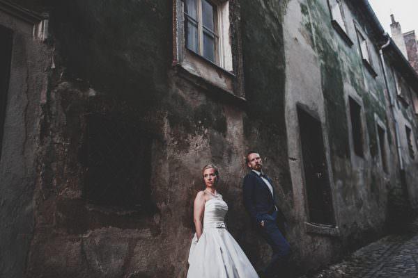 Kleine, intime Hochzeit in Franken