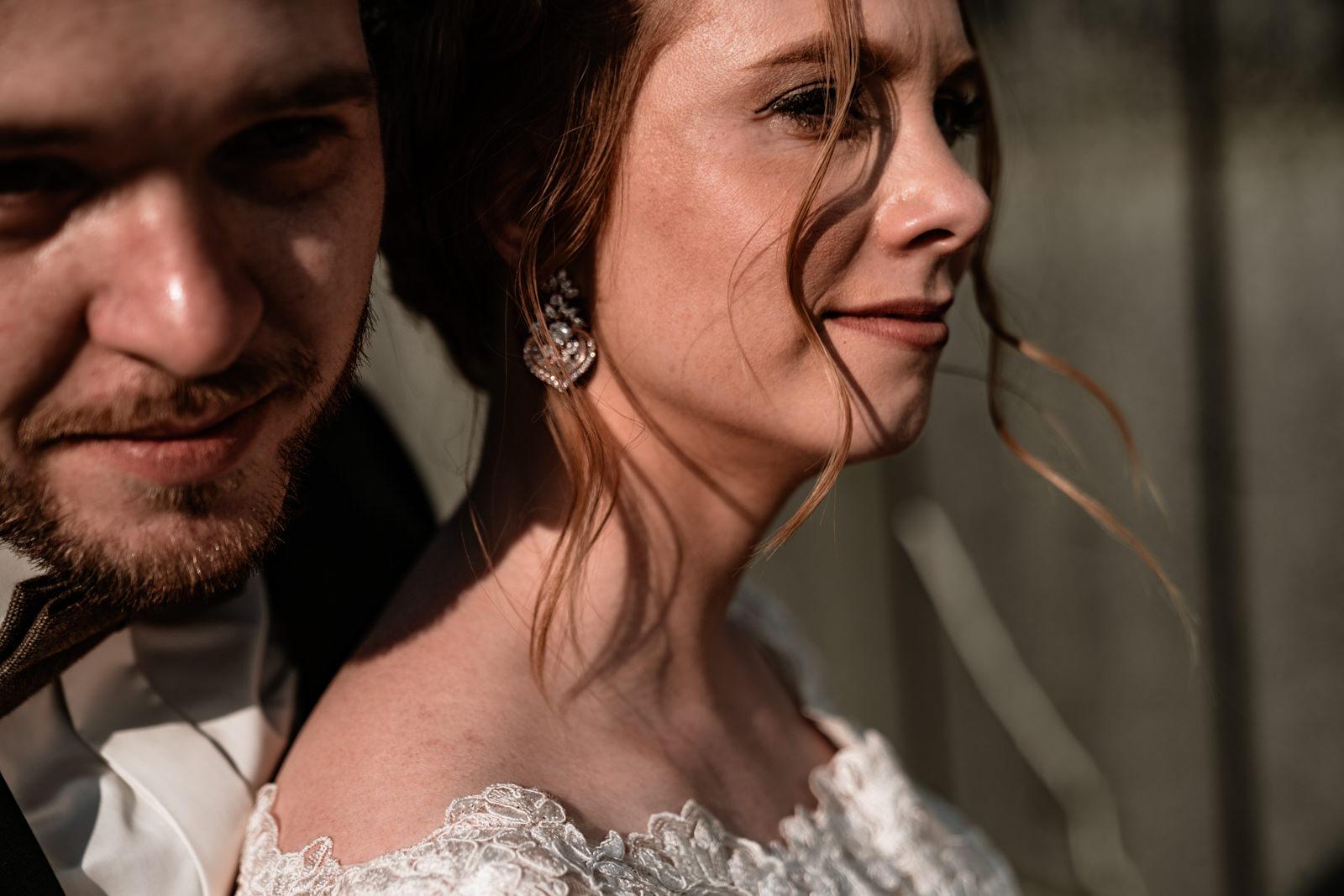 Hochzeit im Gwaechshaus in Nuernberg. Begleitet als Hochzeitsreportage durch Hochzeitsfotograf Axel Link aus Wuerzburg. Hochzeitsbilder im Gewaechshaus.
