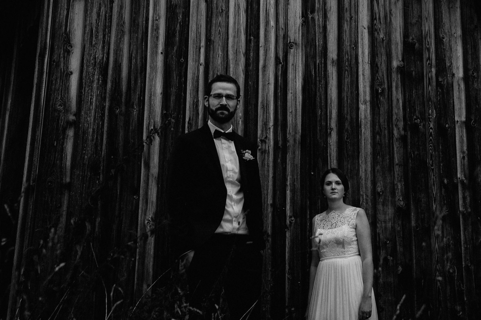 Hochzeitsfotograf Axel Link aus Wuerzburg war für eine freie Trauung outdoor im bayerischen Wald bei Regensburg.