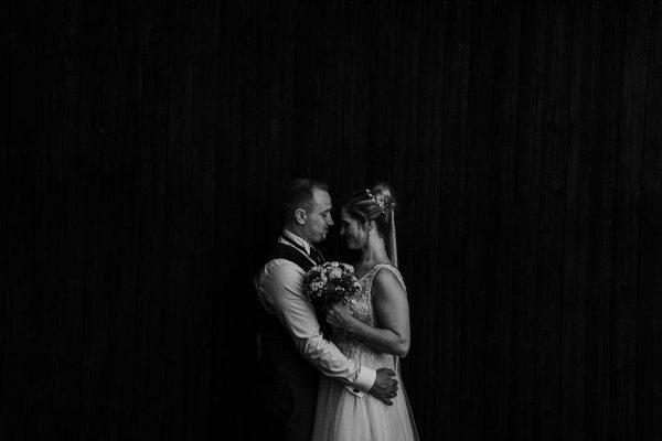 Hochzeit in Neuses am Sand