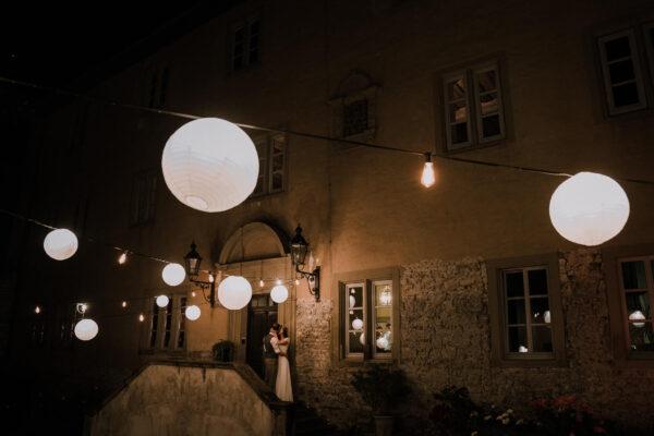 Als Hochzeitsfotograf auf der Burg Arnstein bei Würzburg