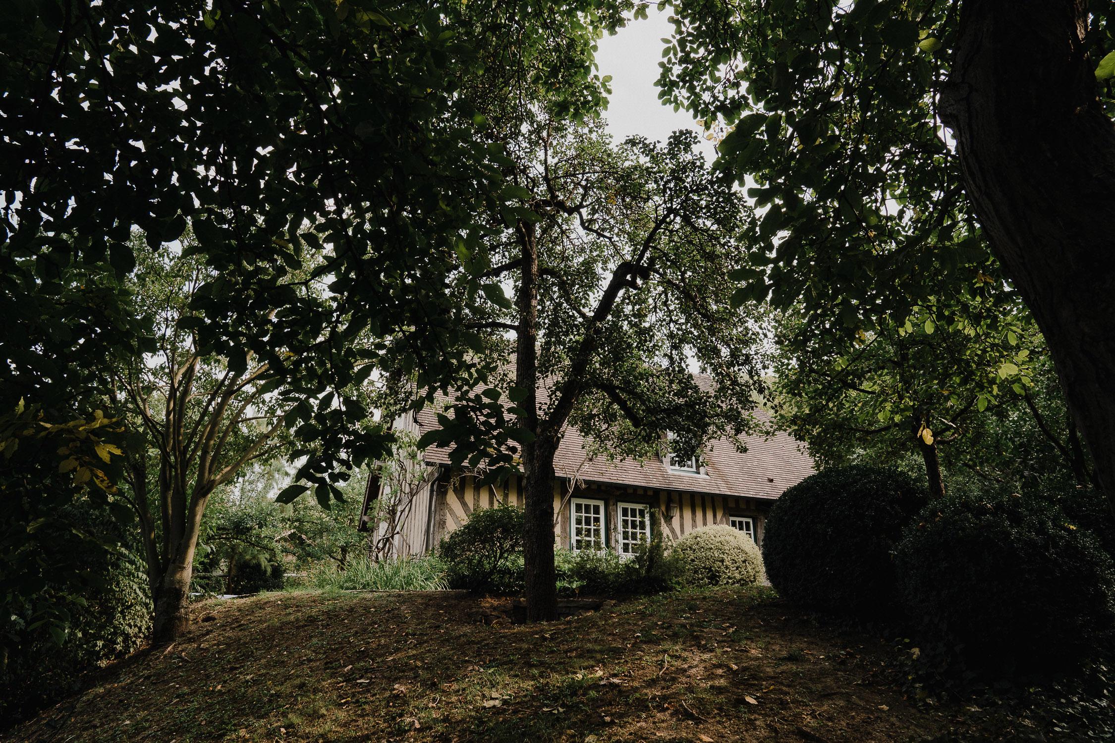 Das französische Haus im Landesgartenschaugelände Wuerzburg. Fotografiert von Hochzeitsfotograf Axel Link